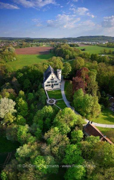 Schloss Rosenau, Rödental/Coburg