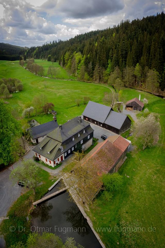 Effeltermühle, Kronach, Frankenwald
